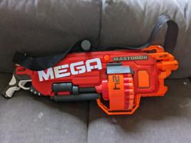 Nerf N-Strike Mega Mastodon Blaster Gun