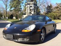 1999 Porsche Boxster with low miles