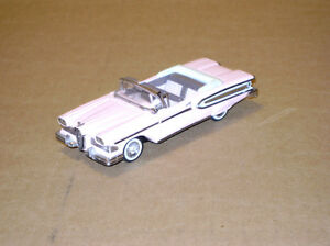 1958 Ford Edsel by Franklin Mint in 1/43 (o) scale
