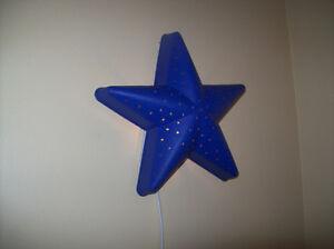 Ikea Star Shaped Child's Bedroom Light London Ontario image 4