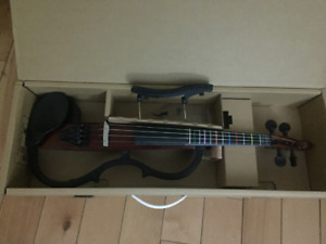 Silent (electric) Violin - Yamaha SV 130