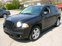 2007 JEEP COMPASS - MAGS - TOIT OUVRANT!