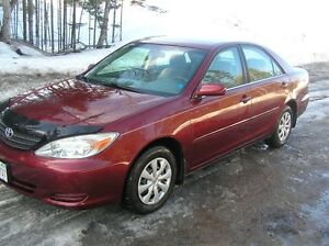 SOLD SOLD SOLD SOLD 2003 Toyota Camry LE Sedan