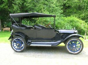 1915 dodge brothers touring car classic cars nanaimo. Black Bedroom Furniture Sets. Home Design Ideas