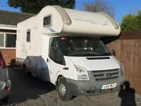 Rimor Katamarano - 6 Berth Motorhome with Massive Garage For Sale