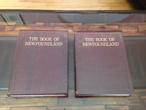 Book of Newfoundland    Volumes 3 and 4