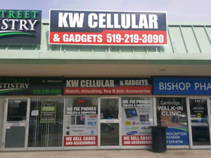 Cell phone, ipod, tablet Repair and unlocking..