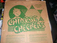 RARE SOMERVILLE GAMES CHINESE CHECKERS GAME IN BOX