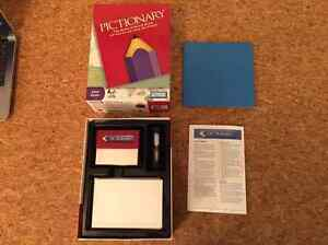 PICTIONARY Board Game – the perfect Christmas gift! Edmonton Edmonton Area image 1
