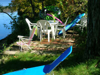 COTTAGE FOR RENT WITH PRIVATE BEACH MINUTES  AWAY