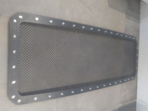 GRILLE POUR FORD F-250 F-350 SUPER DUTY 2011-2016