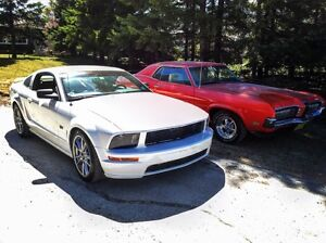 2006 Mustang GT premium standard with lots of extras - safetied