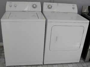super duty very good condition washer and dryer