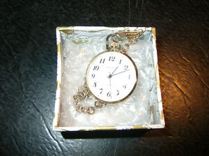 Raketa 19 jewell pocket Watch