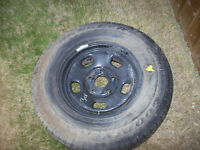 Dodge ram 1500 brand new spare rim and tire