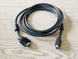3M (10ft) PC Computer VGA Extension Cord Cable $5