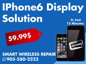 INSTANT REPAIR I PHONE, SAMSUNG, I PAD WITHIN A FEW MOMENTS