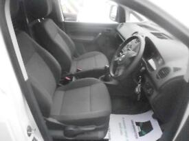 Volkswagen Caddy C20 1.6 Tdi 102Ps Startline Van DIESEL MANUAL WHITE (2015)