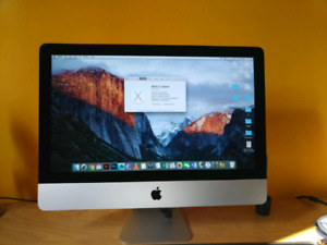 Apple IMac (21.5 inches, Late 2015