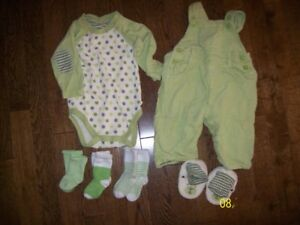The Children's Place Outfit, Boys 3-6 months