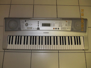 Yamaha YPT-300 Electronic Stereo Amplified Piano Half Price
