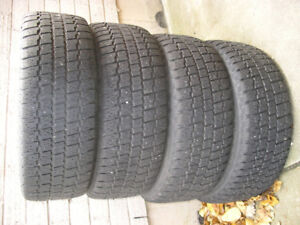 Used Cooper Snow Tire and rims