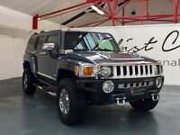 HUMMER H3 [STUNNING EXAMPLE / OUTSTANDING SPEC / DOCUMENTED HISTORY / MOT SEPTEMBER 2017]
