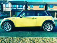 MINI - 16 INCH ALLOYS WITH TYRES, BBS STYLE