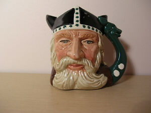 Royal Doulton Mug 4 inch VIKING