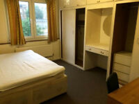 ! BEAUTIFUL DOUBLE ROOM only 1 minute walk to WILLESDEN GREEN Station