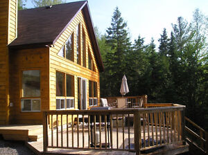Waterfront Cottage on Lake George QC