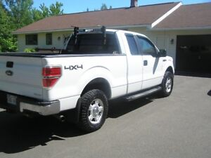 2012 F150 Extended Cab 4X4
