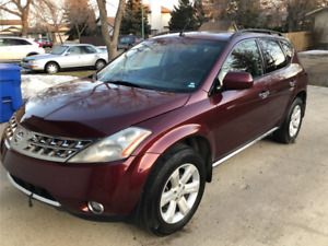 2007 Nissan Murano SE, AWD, Command Start, Towing Package, 196K