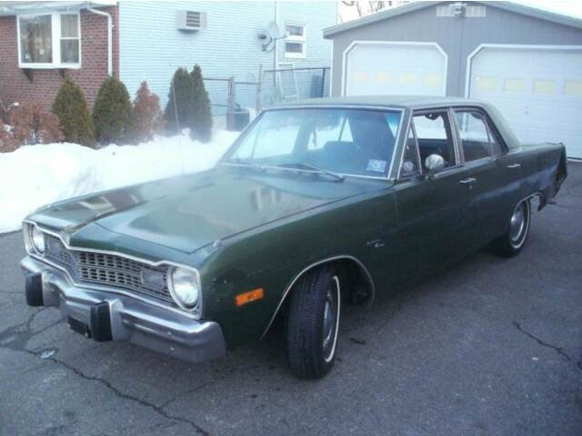 Image 1 of Dodge: Dart Custom Green