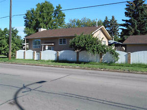 House for Rent across from Park and Close to Schools