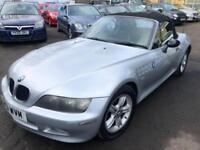 BMW Z3 1.9 convertible - 2001 51-REG - 10 MONTHS MOT
