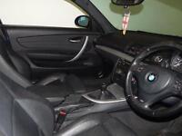 2008 58 BMW 1 SERIES 2.0 120I M SPORT 3D 168 BHP