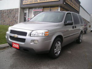 2009 Chevrolet Uplander LS EXTENDED with DVD