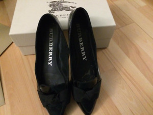 Souliers Burberry