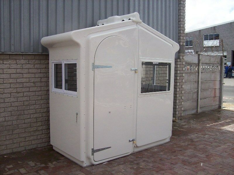 Security Huts for Sale - TOP QUALITY FIBREGLASS