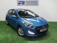 2013 63 HYUNDAI I30 1.6 ACTIVE BLUE DRIVE CRDI 5D 109 BHP DIESEL