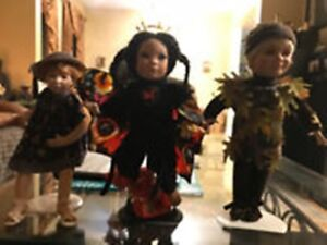 GANZ COLLECTIABLE DOLLS