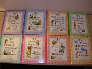 The Original Pooh Treasury Books Set of 8 Gatineau Ottawa / Gatineau Area image 1