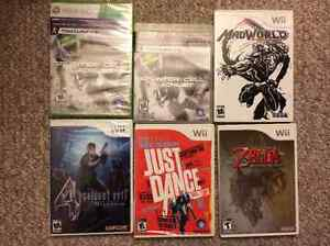 Wii, Xbox360, & PS3 GAMES FOR SALE Edmonton Edmonton Area image 1