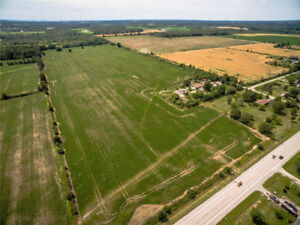 46 Acres building lot & farm land in Niagara (12 roll numbers)