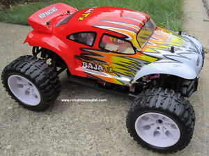 RC Monster Electric Truck 1/10 Scale 4WD Cornwall Ontario image 3