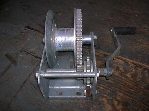 Fulton K1550 Brake Winch