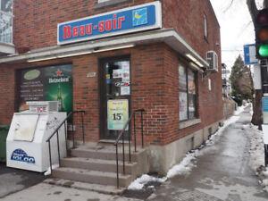 Dépanneur à vendre Hochelaga-Maisonneuve Montréal