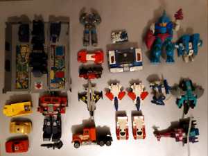 80s Transformers