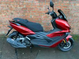 NEW Euro 4 Lexmoto Aura 125 learner legal own this bike for only £10.90 a week